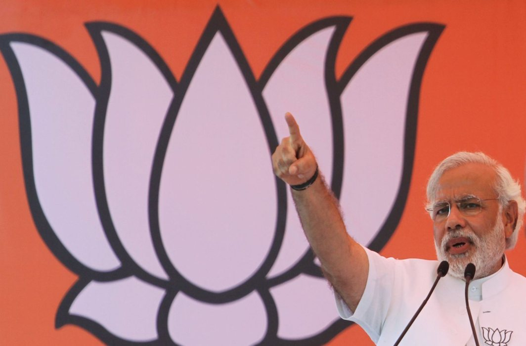 BJP manages to wrest a victory in Gujarat, get a resounding win in Himachal Pradesh