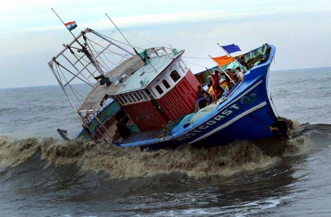 Cyclone Fishermen