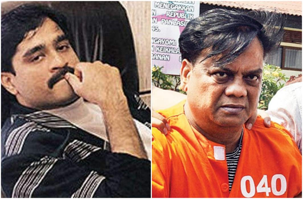 Dawood Ibrahim plots to eliminate Chhota Rajan with Neeraj Bawana's aide, intel suggests