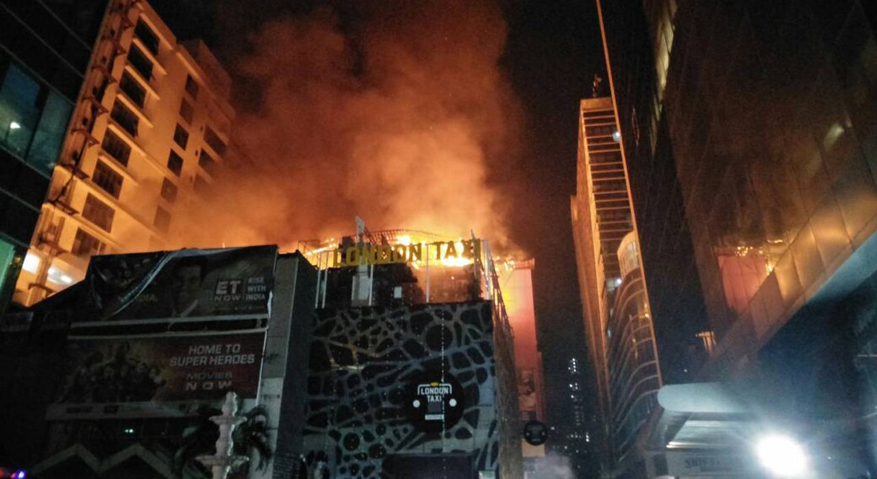 14 killed, several injured in Mumbai building fire