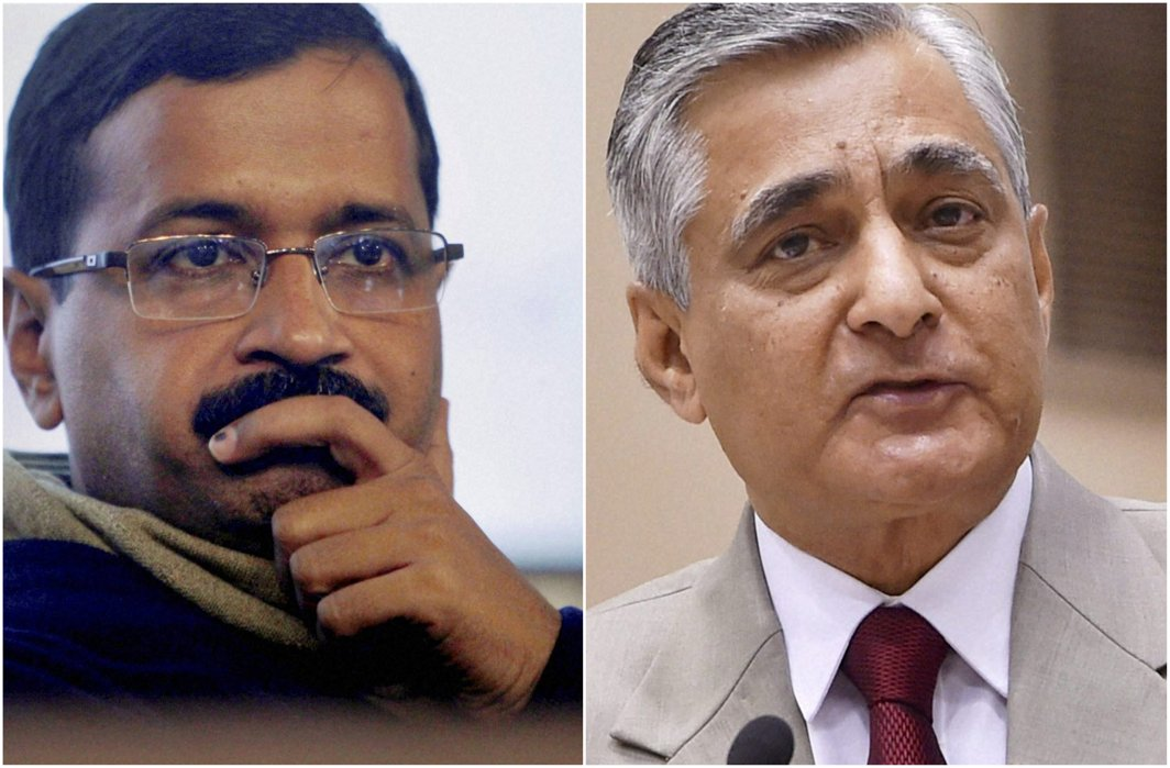 Former CJI TS Thakur declines AAP's request to contest Rajya Sabha elections