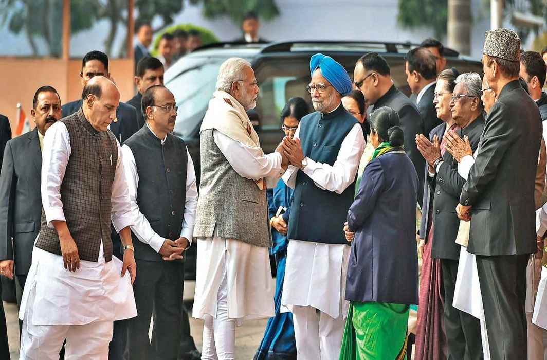 RS protests: Jaitley says Modi didn't question Manmohan Singh's commitment to nation