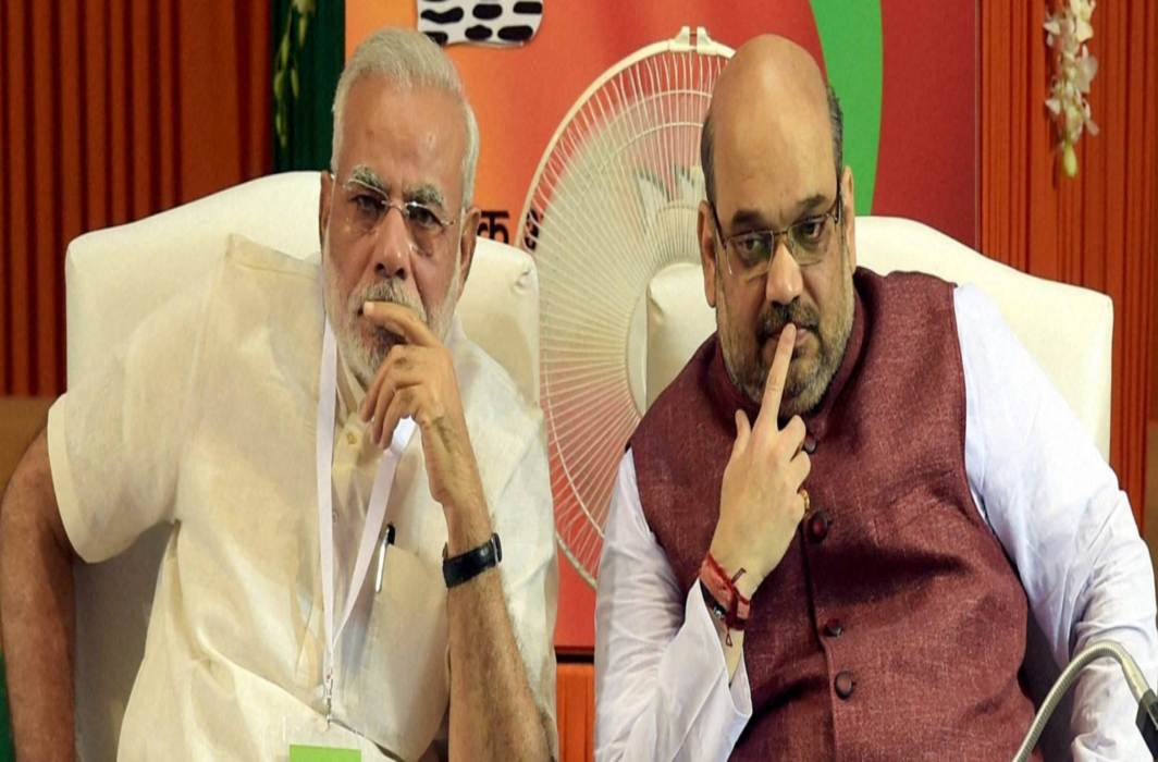 Modi should declare how Amit Shah was made BJP president: Congress