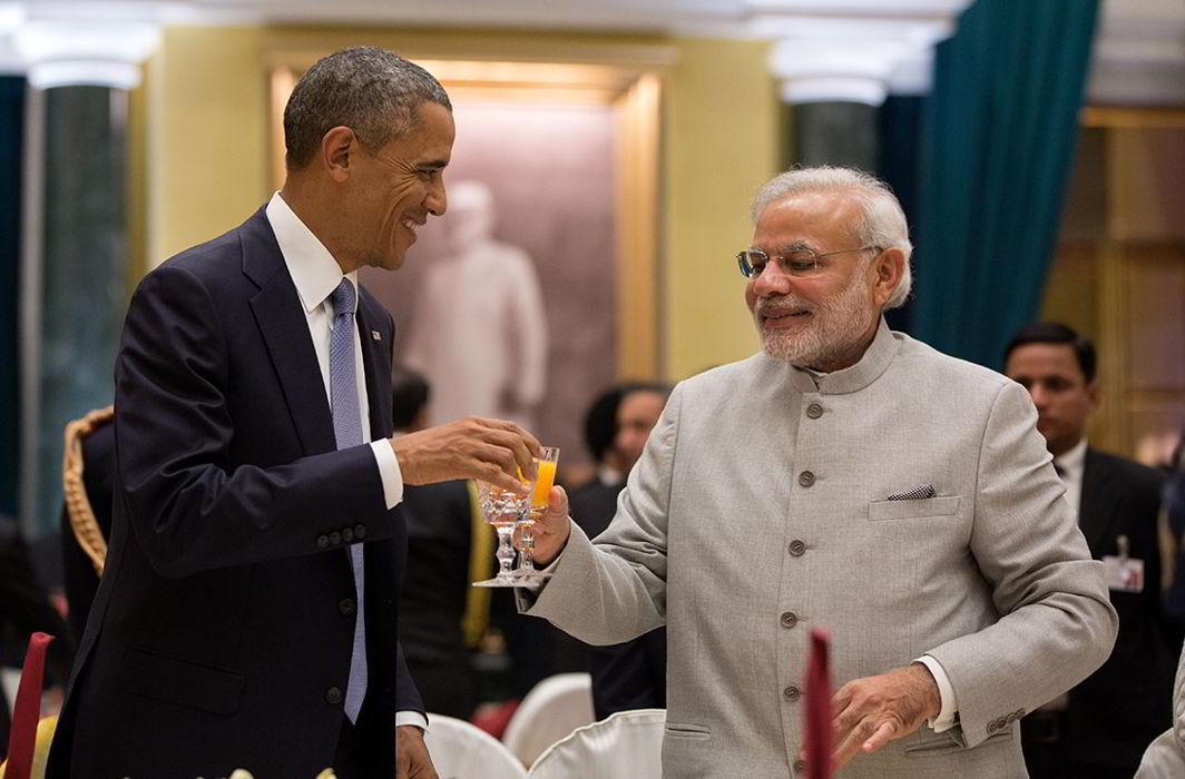 Told PM Modi that India shouldn't be divided on sectarian lines: Barack Obama