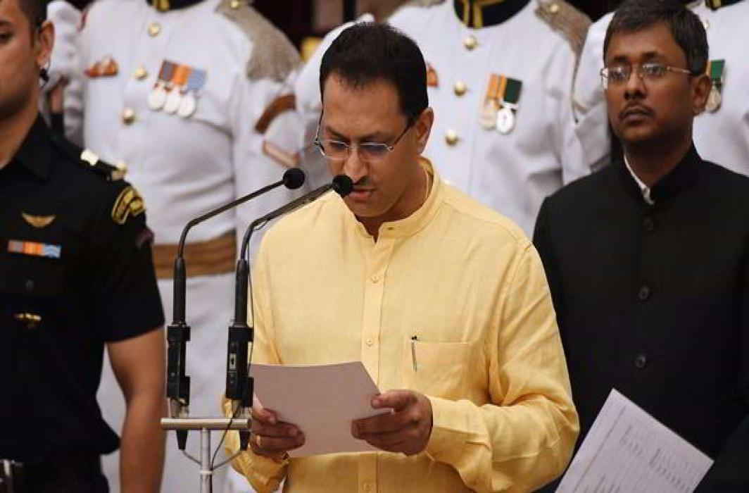 Opposition party disrupts Lok Sabha proceedings over Anant Kumar Hegde's remarks