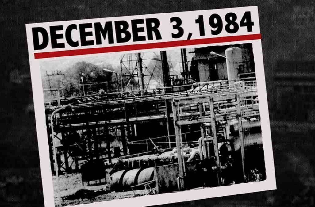 Bhopal Tradegy