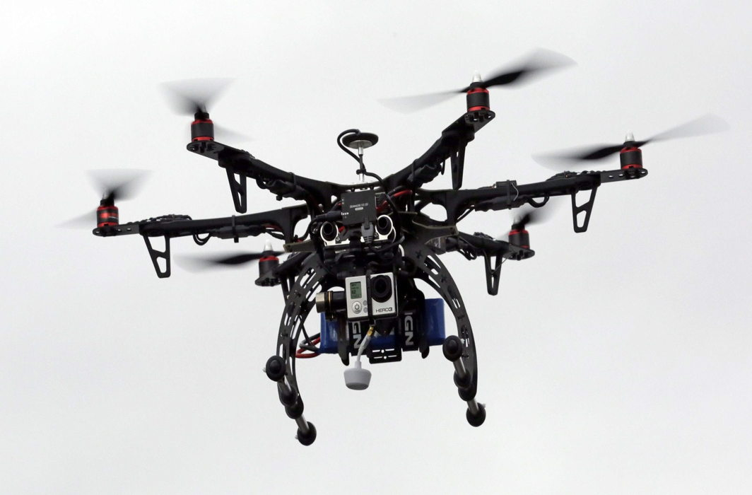 China protests India's drone 'intrusion' near border
