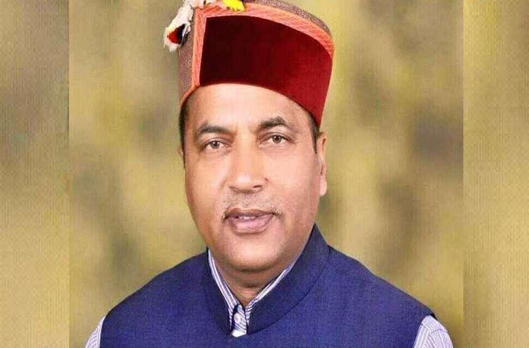 Jairam Thakur to be the new Himachal Pradesh CM