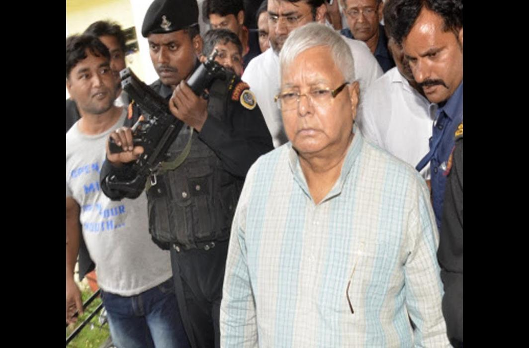 Lalu Yadav convicted in fodder scam case, Jagannath Mishra acquitted