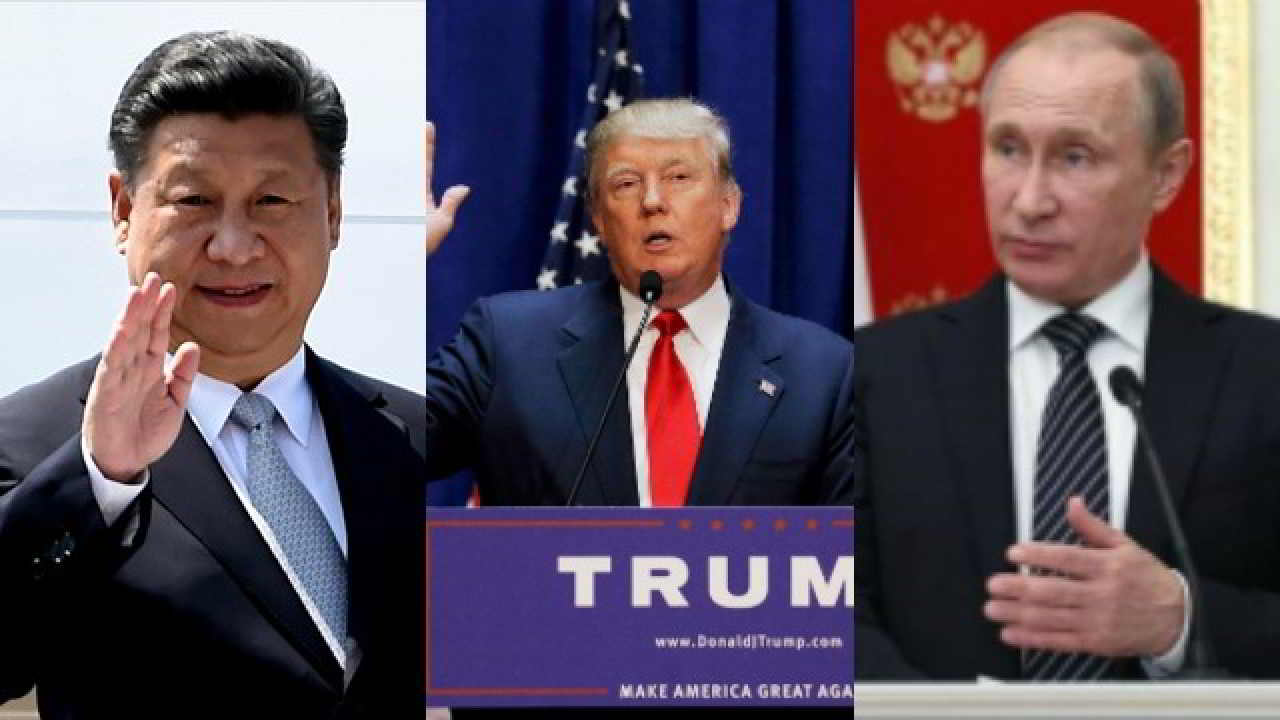 US Accuses Russia, China of 'Eroding American Security'