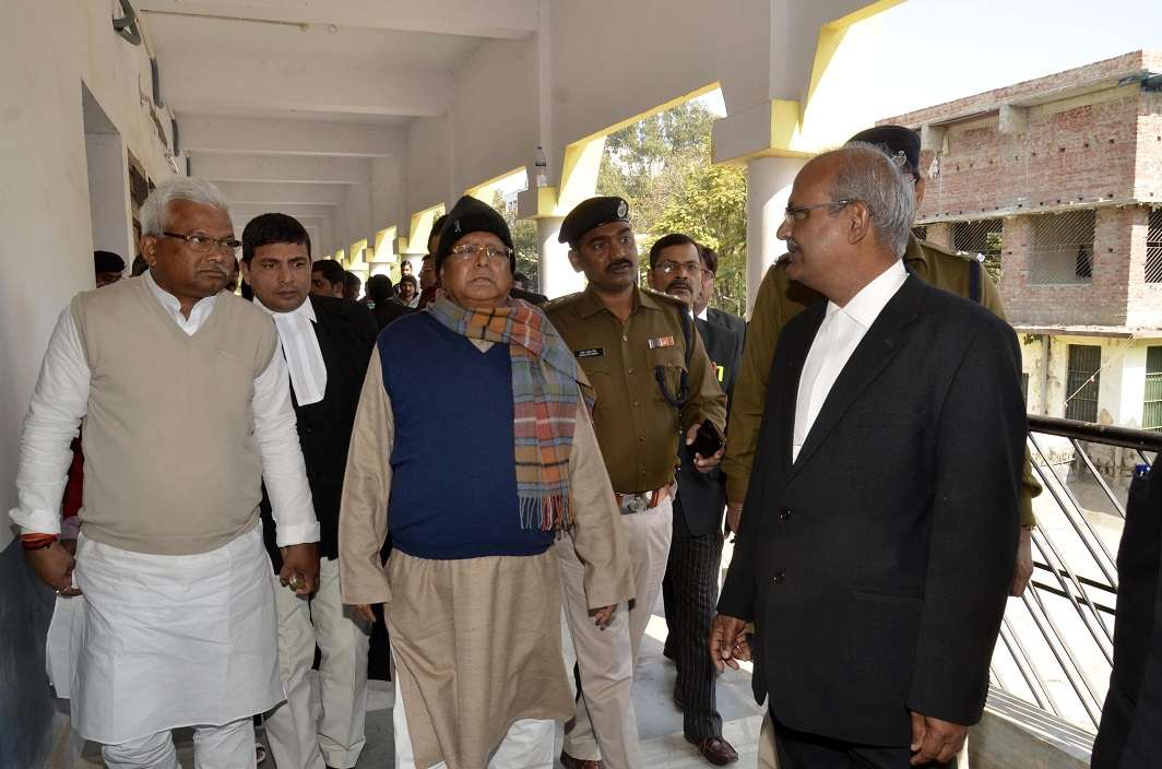 Lalu Prasad Yadav (file picture)/Photo: UNI