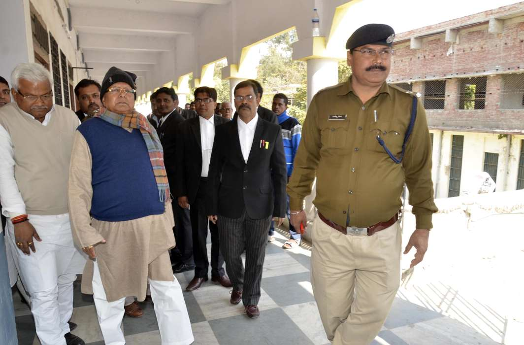Fodder scam: Pronouncement of quantum of sentence to Lalu, others deferred till tomorrow