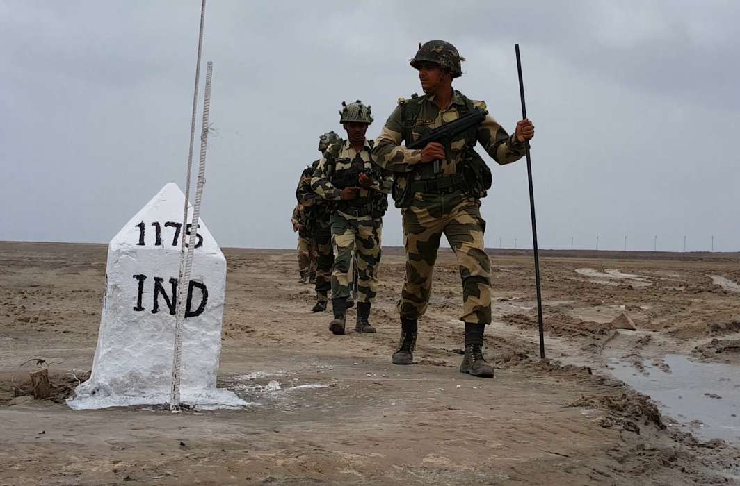 BSF launches 'Operation Alert' across International Border in J&K
