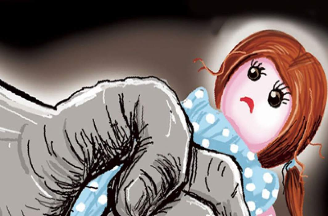 7 yrs old girl abducted then raped by UP policemen