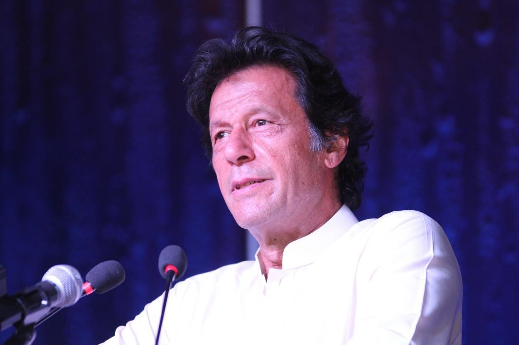 PTI rubbishes reports of Imran Khan's third marriage