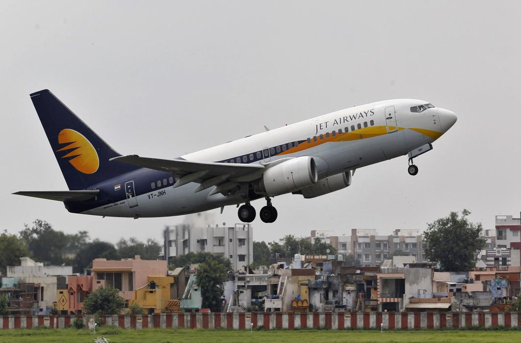 Jet Airways terminates two pilots for fighting mid-air, leaving cockpit unattended