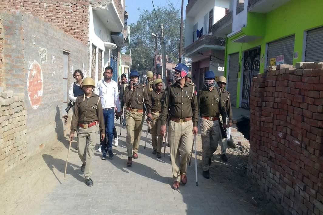 Kasganj riot: Misleading Reporting Fans Tension - Was it Motivated?
