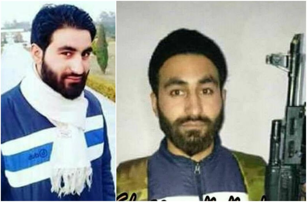 AMU scholar Mannan Wani has joined militancy, confirms Hizbul Mujahideen