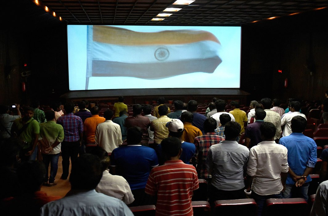 Playing national anthem in cinema halls not mandatory: SC