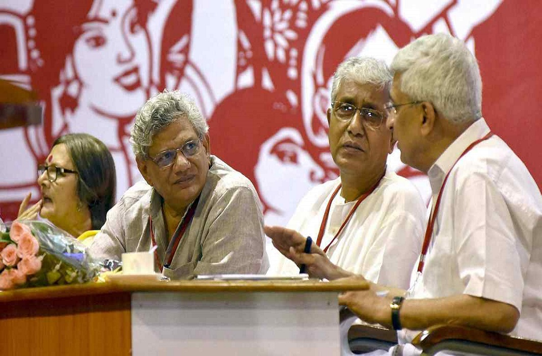 Karat nixes Yechury's plan for Left-Congress alliance