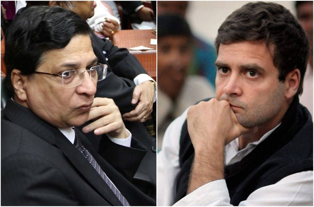 Congress non-committal on CPI-M's plans for impeachment motion against CJI