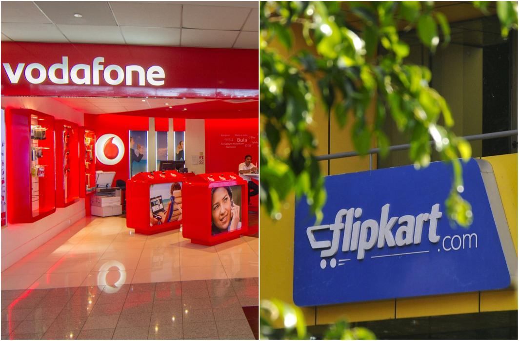 Vodafone partners with Flipkart to offer entry-level 4G smartphones at Rs 999
