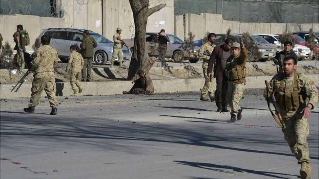 At least 20 killed in Taliban terror attack in Kabul
