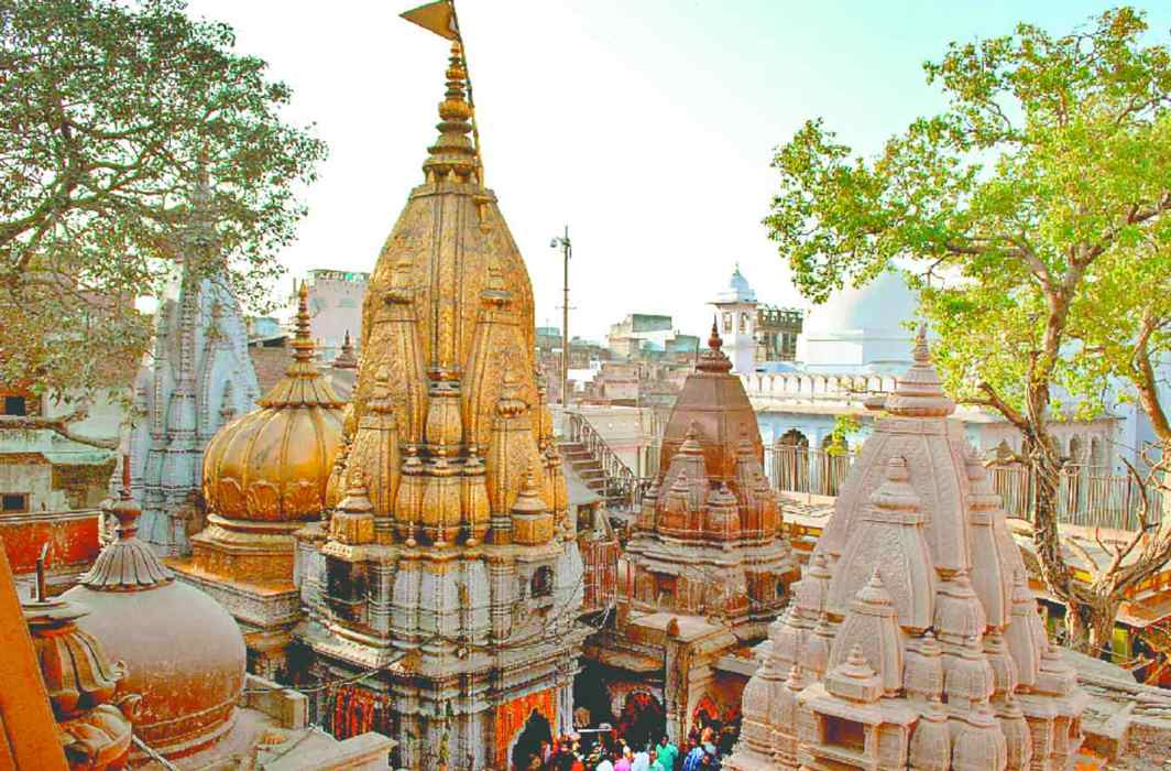 Underground Mini City Being Constructed Illegally In Varanasi Uncovered