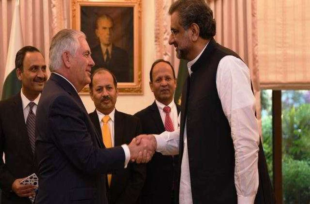 The US-Pakistan crisis ends, US asks to clear terrorists