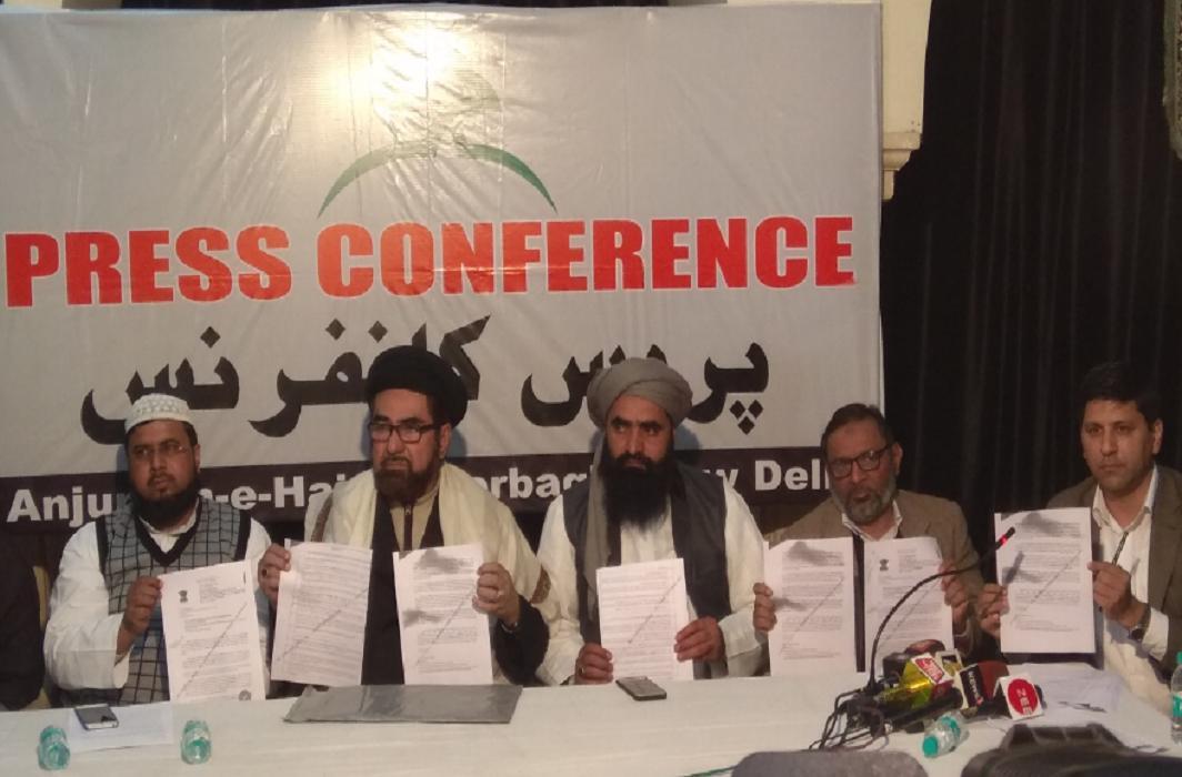 Muslims demand Waseem Rizvi's arrest for creating disharmony