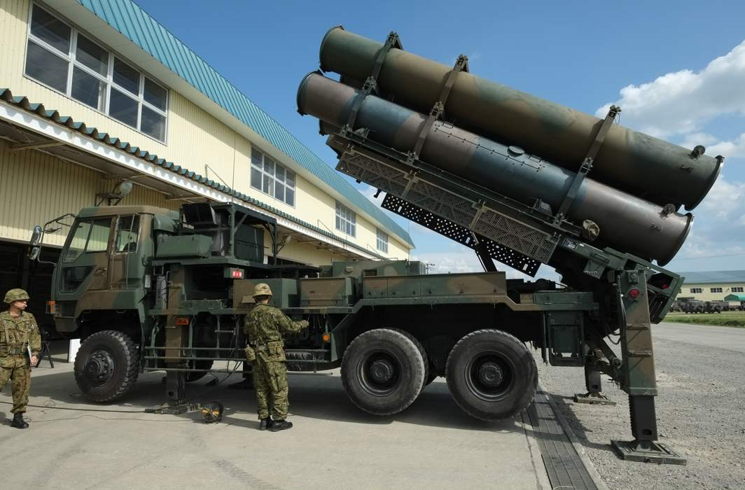 U.S.  to sell missiles worth over Dollar 133 million to Japan