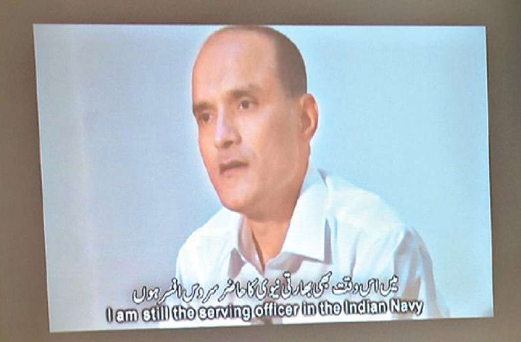 Pakistan releases second 'propaganda' video of Kulbhushan Jadhav