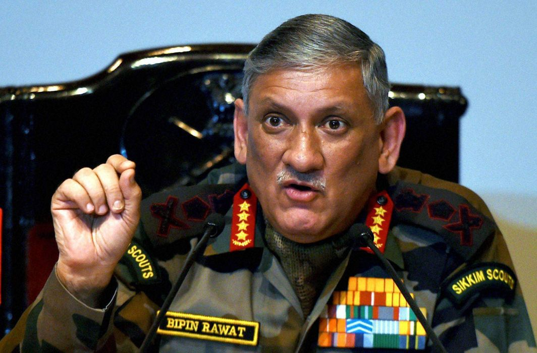 Gen Rawat 'misinformed, misguided': AIUDF chief to meet PM, Prez