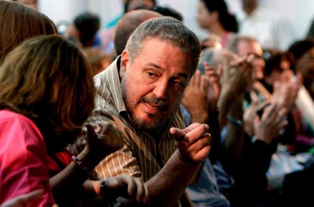 Fidelito', Fidel Castro's eldest son, commits suicide at 68