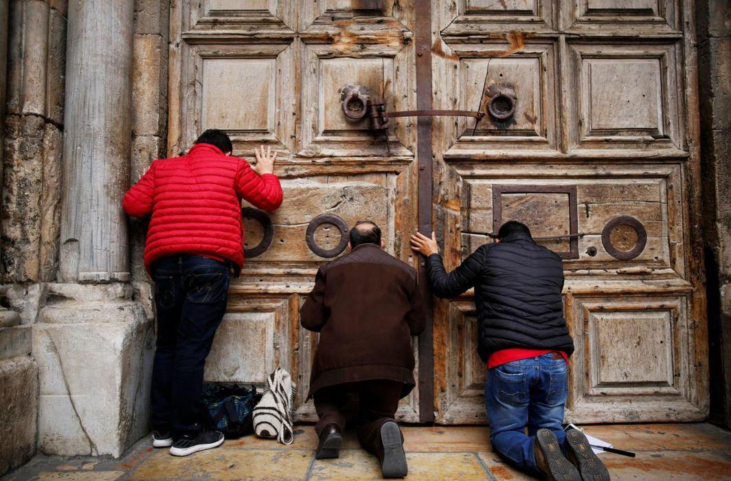 Jordan and Palestine support Israeli Christians' Church closure