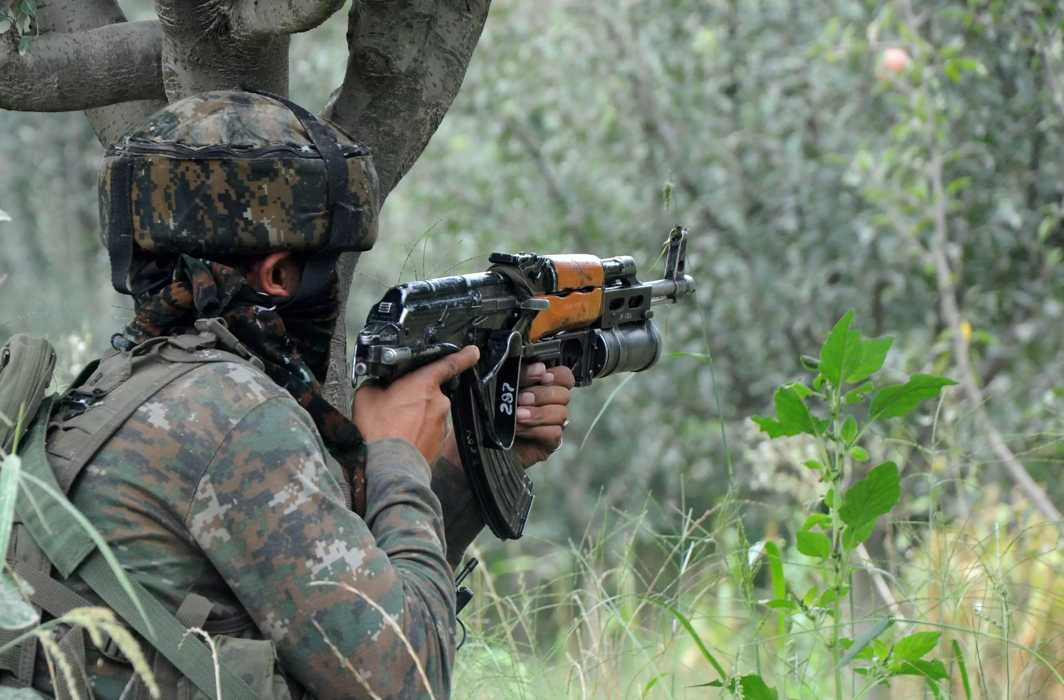 4 soldiers martyred as Pakistan violates ceasefire in J&K's Rajouri