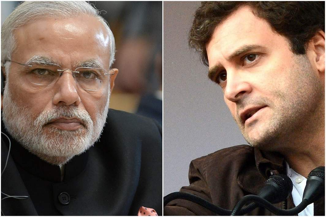 Rahul Gandhi hits out at PM Modi over Nagaland peace accord