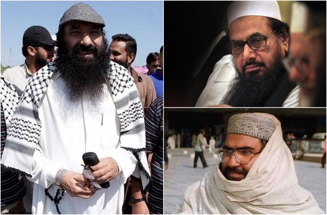 JeM, LeT pressurising Hizbul chief Syed Salahuddin to step down