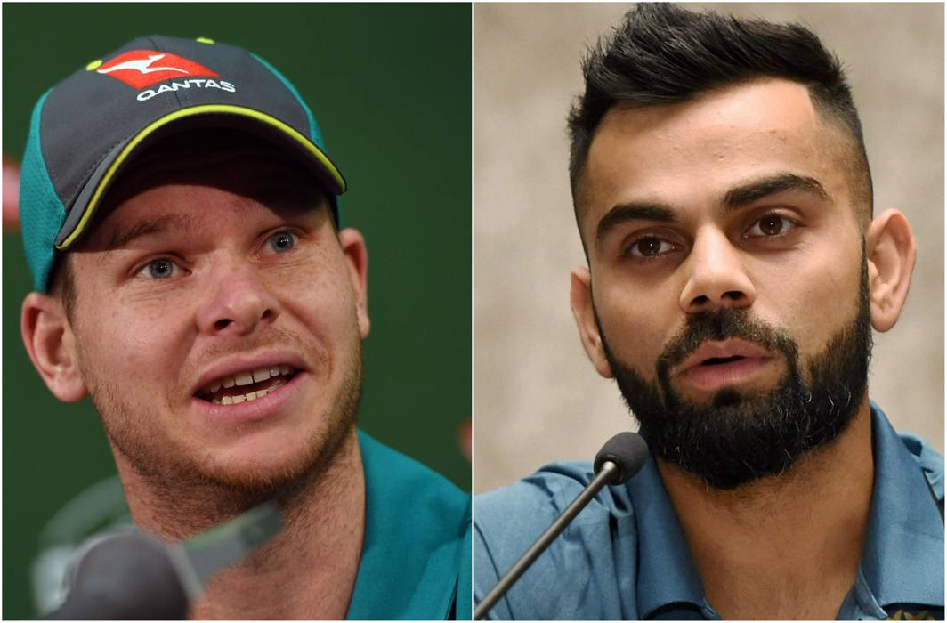 Trying to incorporate some traits of Virat Kohli, reveals Steve Smith