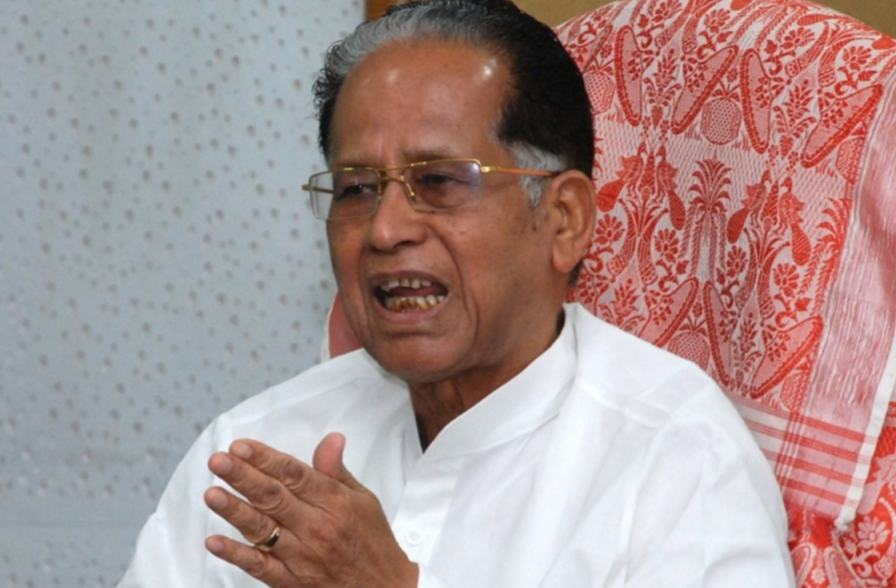 Congress stands no chance in Tripura: Former Assam CM TarunGogoi