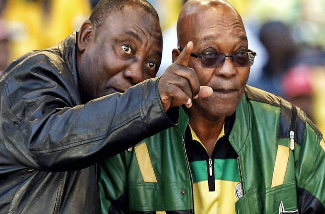 South Africa: Jacob Zuma resigns, Ramaphosa may become President