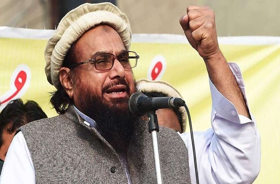 Pakistan officially bans two charities linked to 26/11 mastermind Hafiz Saeed