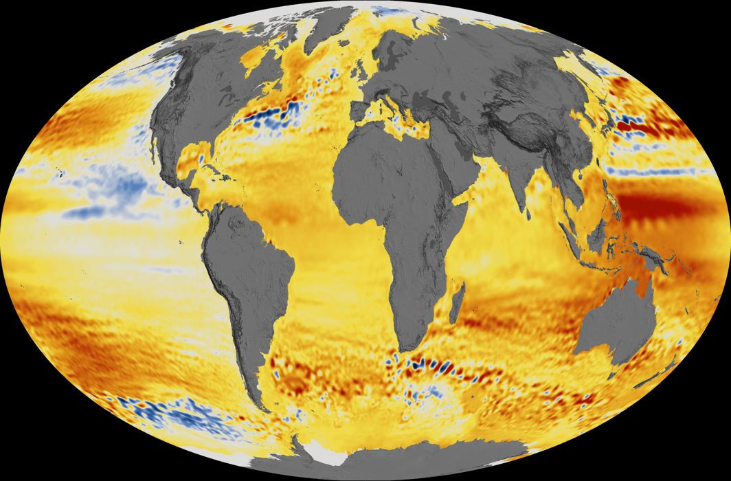 Global sea level is rising at an accelerating rate, says NASA study