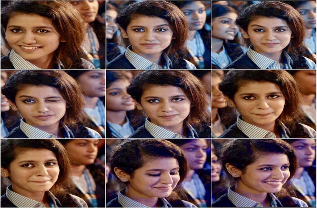 FIR against the viral Priya Prakash Varrier's video song for hurting Muslim sentiments