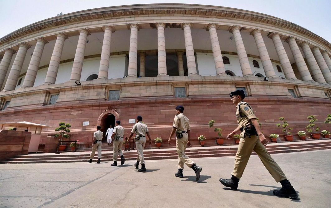 Rajya Sabha disrupted amid uproar from AAP, SP, Congress MPs