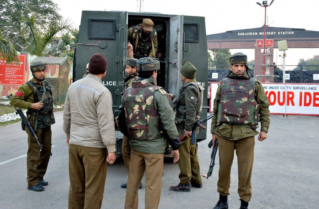 Two more Army JCOs killed by militants in Jammu
