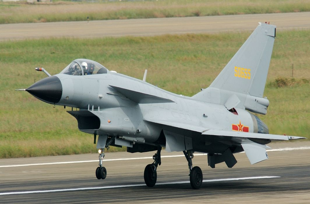 China strengthening air-defense with eye on India