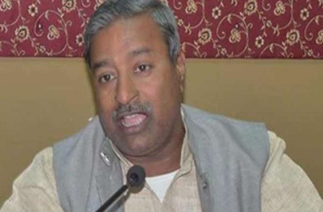 BJP leader Vinay Katiyar asks Muslims to leave India
