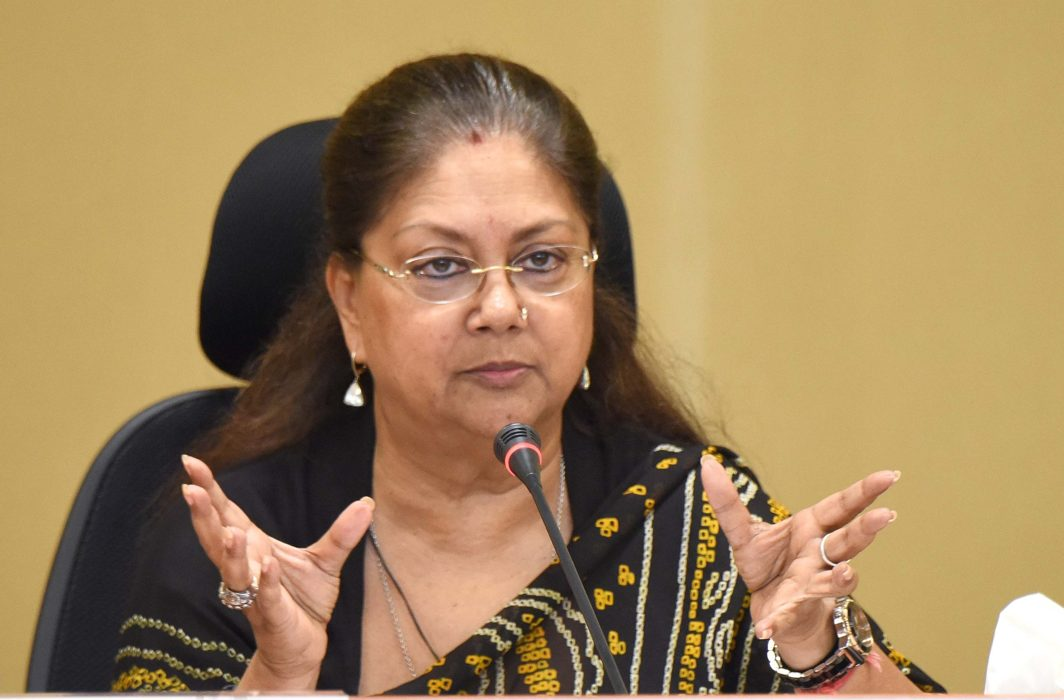 Rajasthan BJP leader demands Vasundhara Raje's ouster after bypoll loss