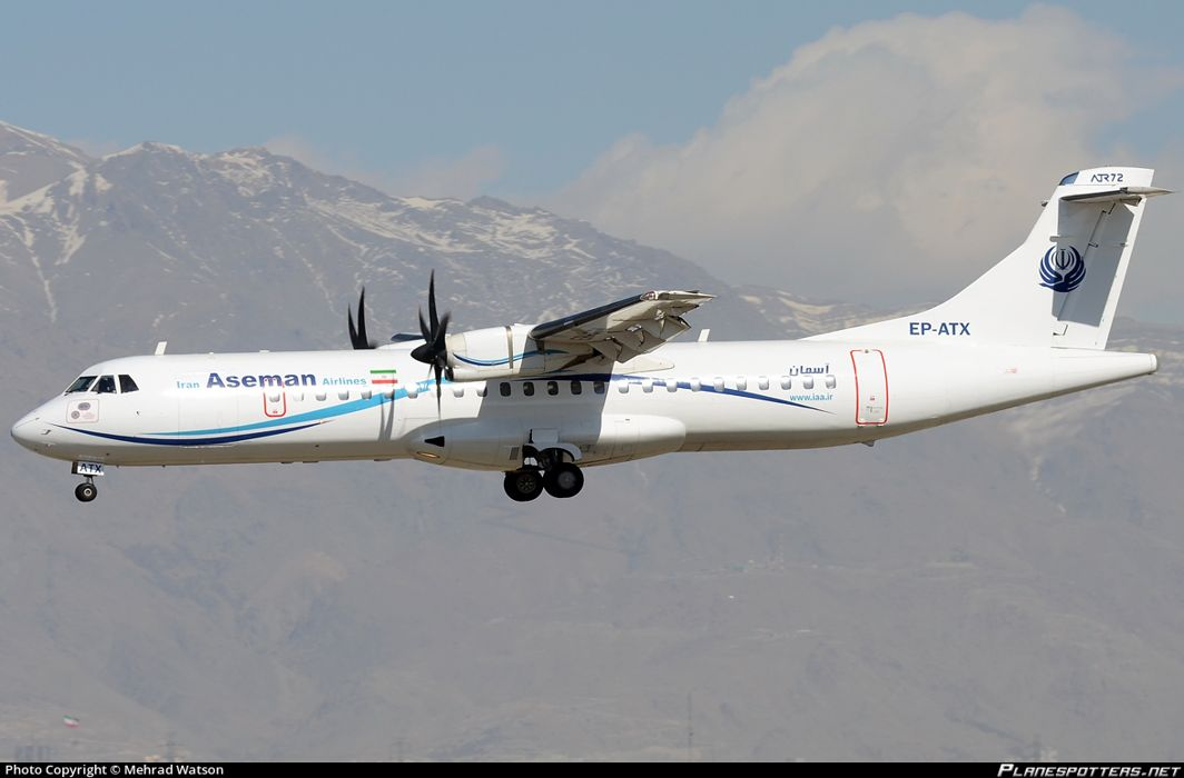 Iran finds plane wreckage and bodies after three days